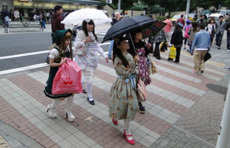 Арт Анфас Япония: традиции и современность