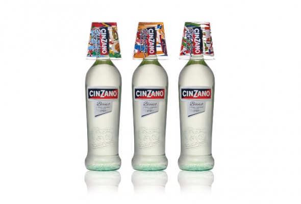 Cinzano представляет новую серию стаканов «The Spirit OfItaly» - Фото №1