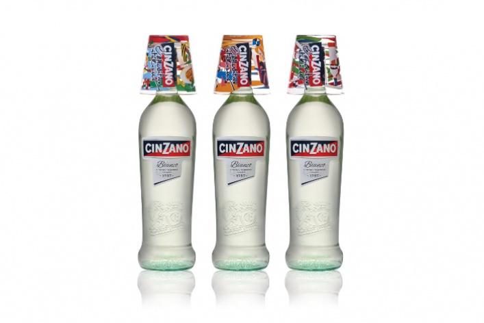 Cinzano представляет новую серию стаканов «The Spirit OfItaly»