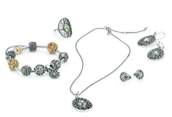Pandora выпустила коллекцию украшений ввинтажном стиле - Фото №0