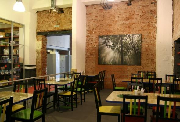 10лучших атмосферных кафе - Фото №4