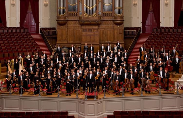 Королевский оркестр Concertgebouw
