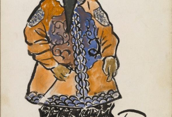 Плененные театром... Русская сценография 1900-1940-х годов - Фото №0