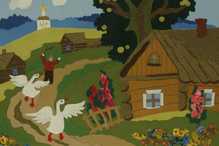 Хочу в деревню!