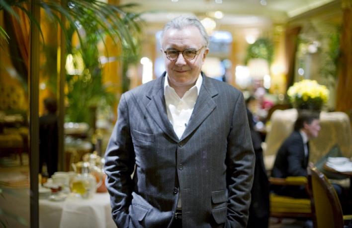Институт Алена Дюкасса откроется вМоскве
