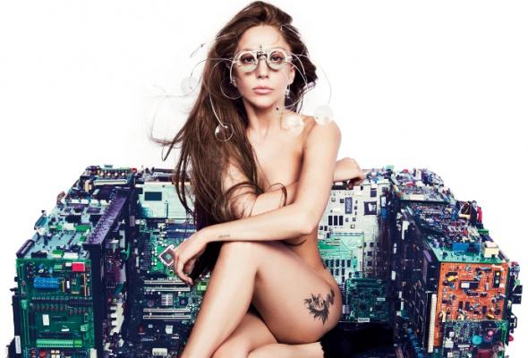 Свежая музыка: Леди Гага - Фото №1