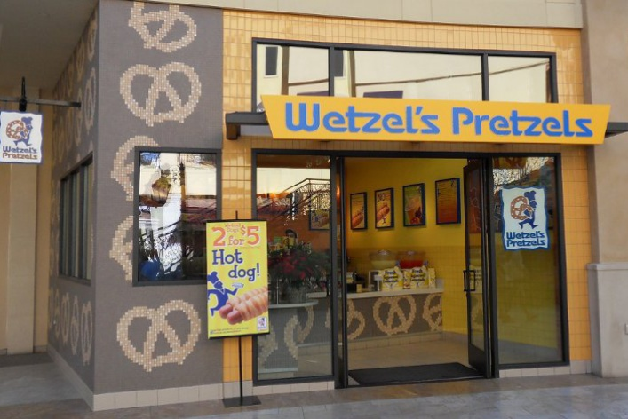 Открытие Wetzel'sPretzels