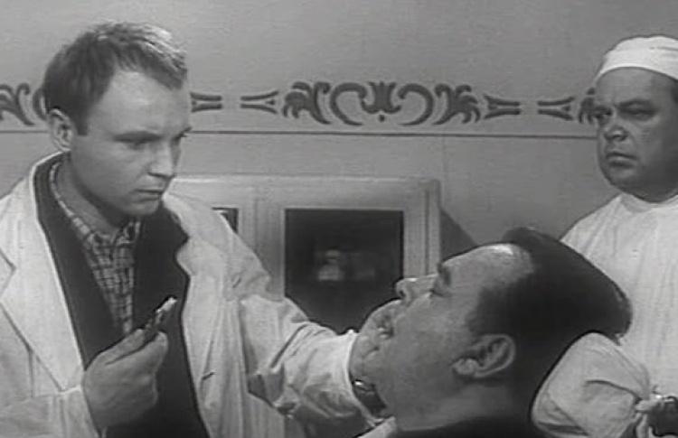 Похождения зубного врача