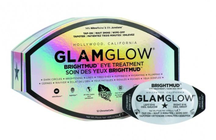 Глиняная маска для глаз отGlamGlow