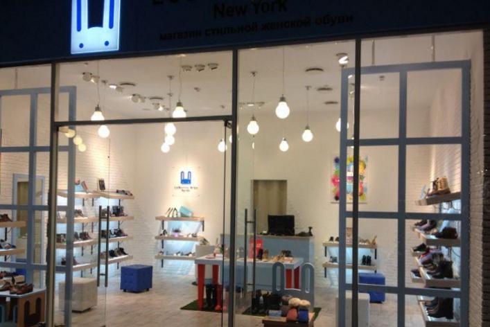 ВМоскве открылся новый магазин LeBunny Bleu