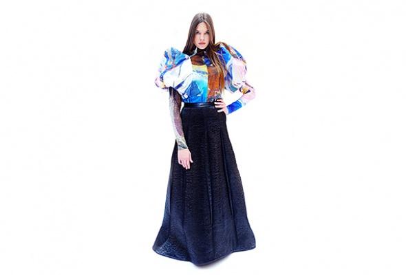 Дарья Жиляева стала победительницей конкурса Galeria Fashion Challenge - Фото №0