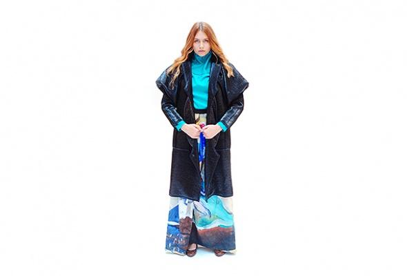 Дарья Жиляева стала победительницей конкурса Galeria Fashion Challenge - Фото №1
