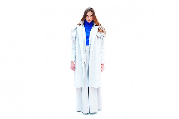 Дарья Жиляева стала победительницей конкурса Galeria Fashion Challenge
