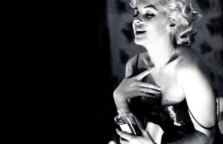 Лицом аромата Chanel No.5выбрали Мэрилин Монро
