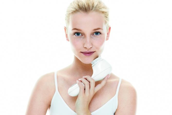 Прибор для очищения кожи Clarisonic вИЛЬ ДЕБОТЭ
