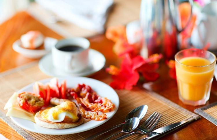 Завтраки вресторане ''Freeman`s'' можно заказывать втечение всего дня
