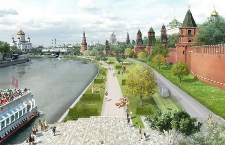 Москва будущего Фото №415198