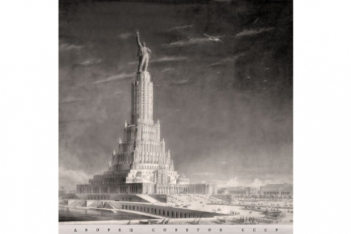 Москва несбывшаяся