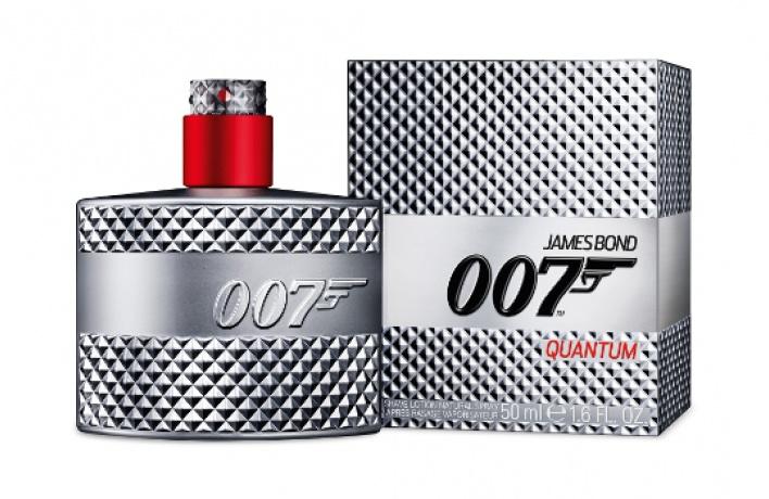 Новый аромат James Bond 007