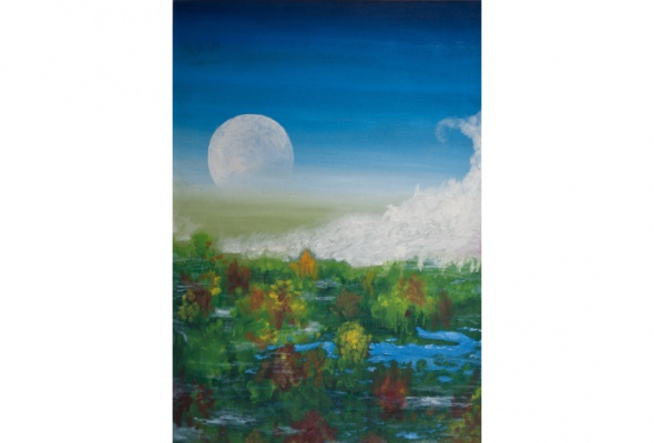 Борис Гребенщиков «Внутренние свойства пейзажа» - Фото №2