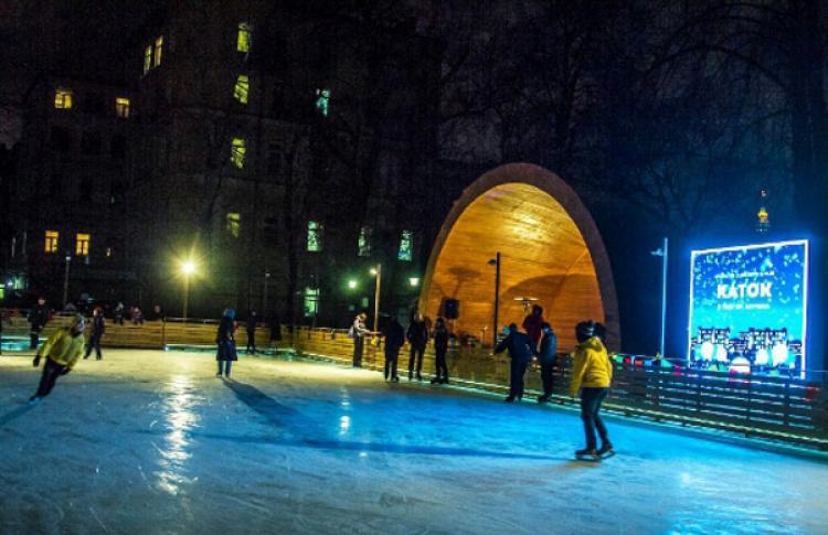 Главные катки Москвы Фото №415456