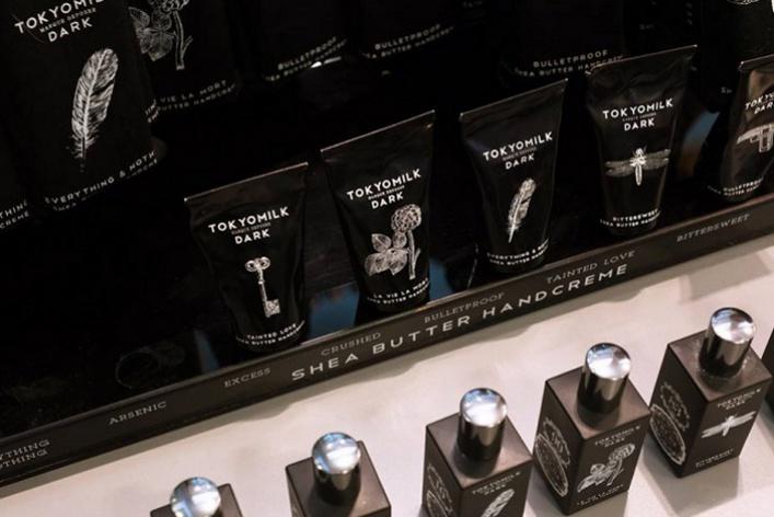 В«Профиль Professional» появилась косметика Tokyo Milk Dark