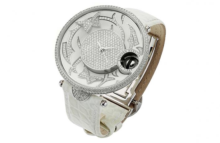 Новая коллекцию часов отStephen Webster