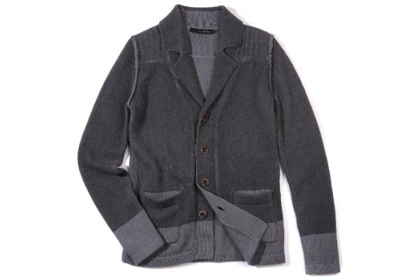 Серые акценты вмужской коллекции Calvin Klein Jeans - Фото №4
