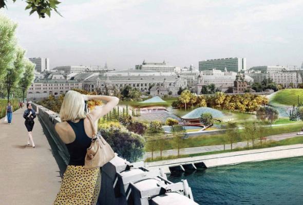 Новый главный парк страны разобьют к2017 году - Фото №0