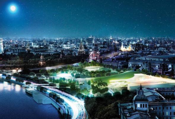 Новый главный парк страны разобьют к2017 году - Фото №1