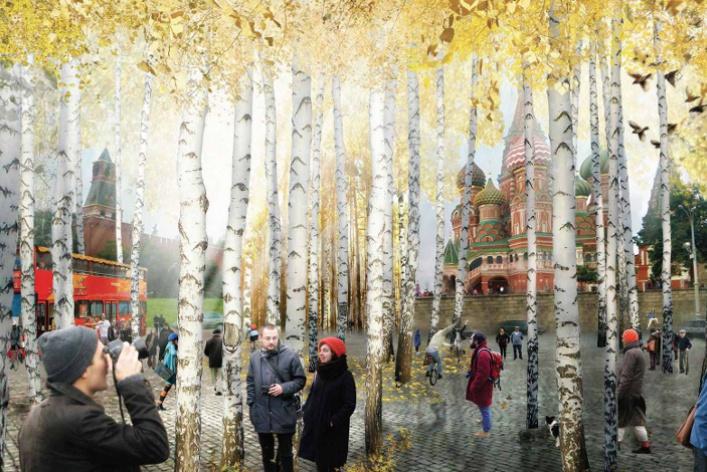 Новый главный парк страны разобьют к2017 году