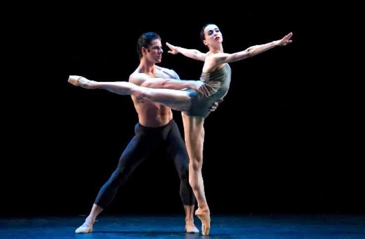 Context. Диана Вишнёва: фестиваль современной хореографии