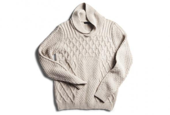 Серые акценты вмужской коллекции Calvin Klein Jeans - Фото №6