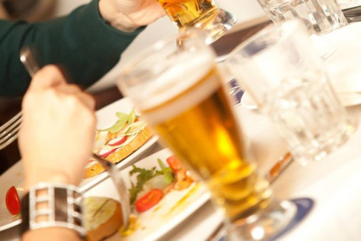 Пиво напервое, второе, третье икомпот