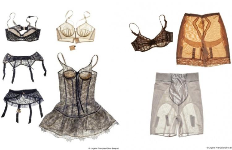Выставка французского нижнего белья XIX—XXI веков