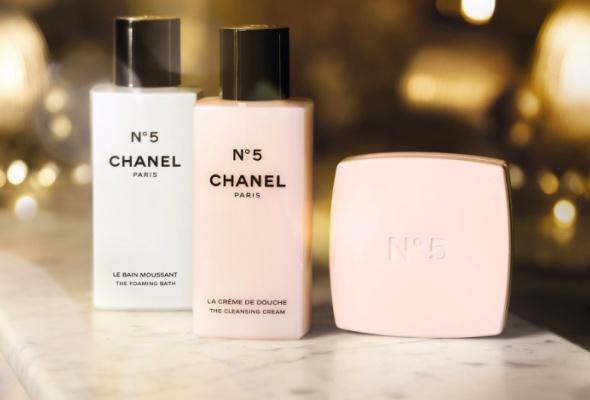 Впродаже появилась банная линия Chanel №5 - Фото №0