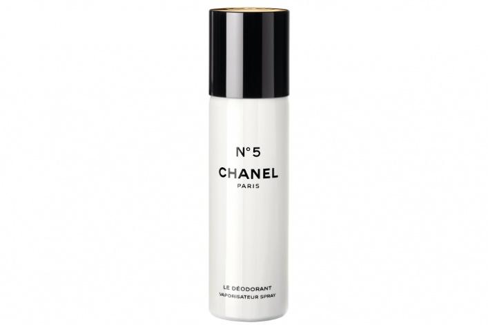Впродаже появилась банная линия Chanel №5