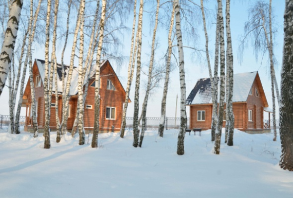 Новый год недалеко отМосквы: 10мест - Фото №4