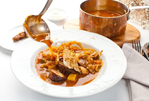 Зимняя еда: горячие супы - Фото №0