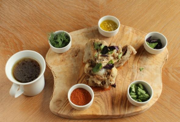 Зимняя еда: горячие супы - Фото №1