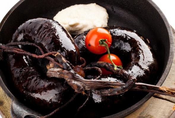 Зимняя еда: мясо иптица - Фото №1