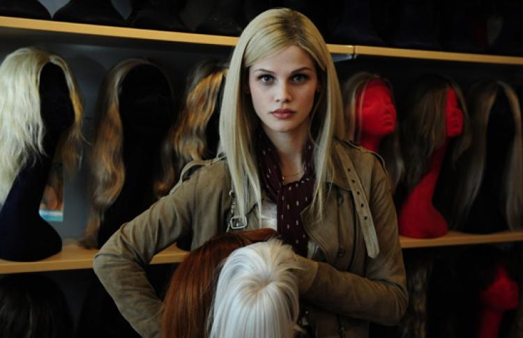 Сегодня я блондинка