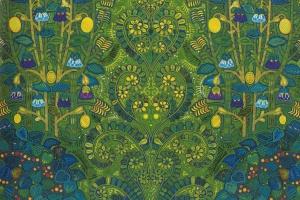 В поисках совершенства. Художественный текстиль Западной Европы и Японии