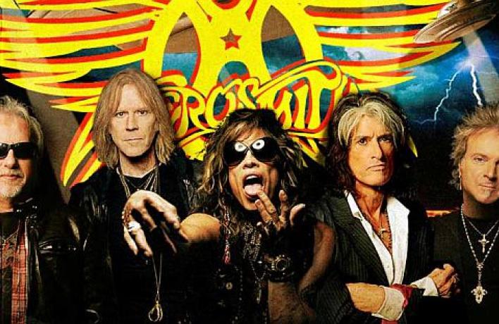 Кнам едет Aerosmith