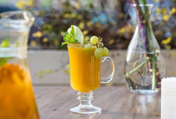 Зимняя еда: теплые напитки - Фото №0