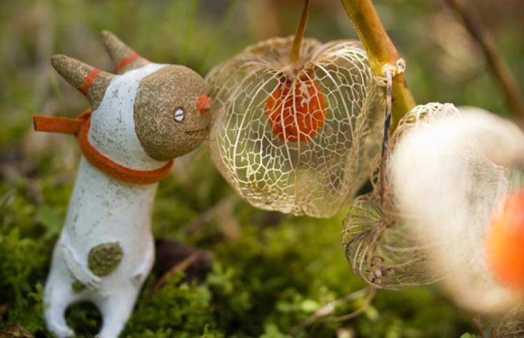 Фотопроект японского художника Рюки Фукао одухах природы