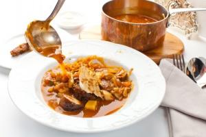 Зимняя еда: лучшее вМоскве