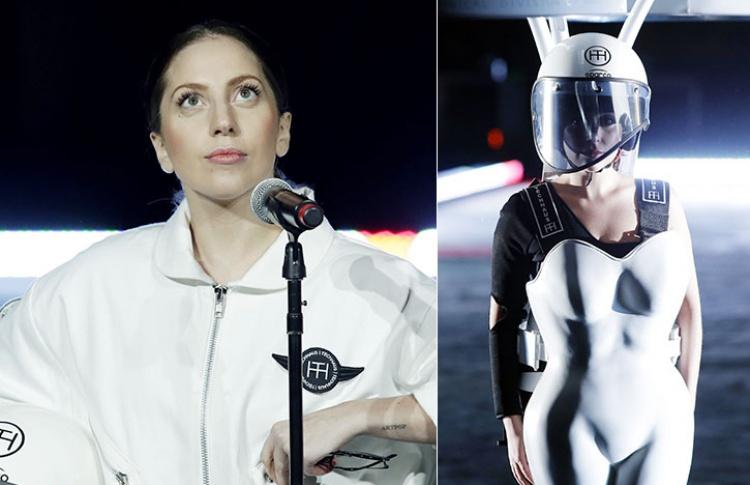 Леди Гага: 50образов, которые потрясли мир Фото №416279