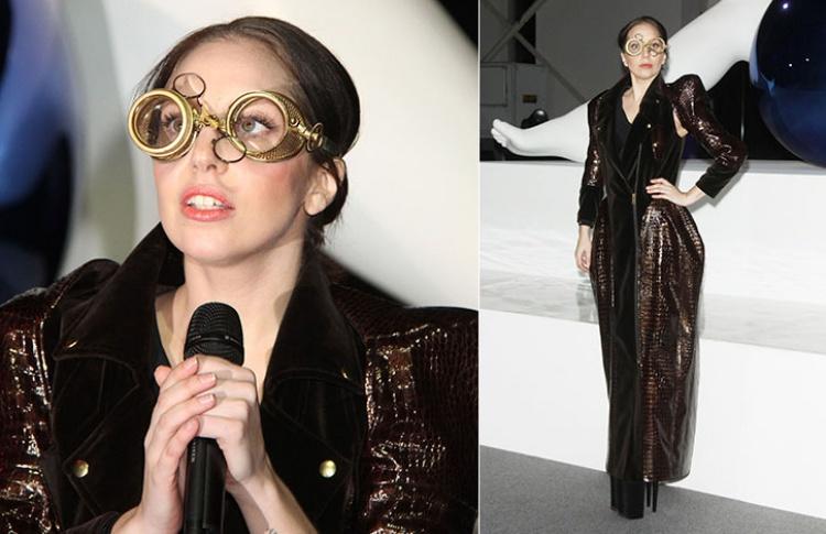 Леди Гага: 50образов, которые потрясли мир Фото №416280