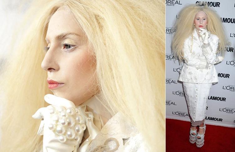 Леди Гага: 50образов, которые потрясли мир Фото №416281